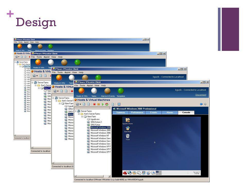 + Design