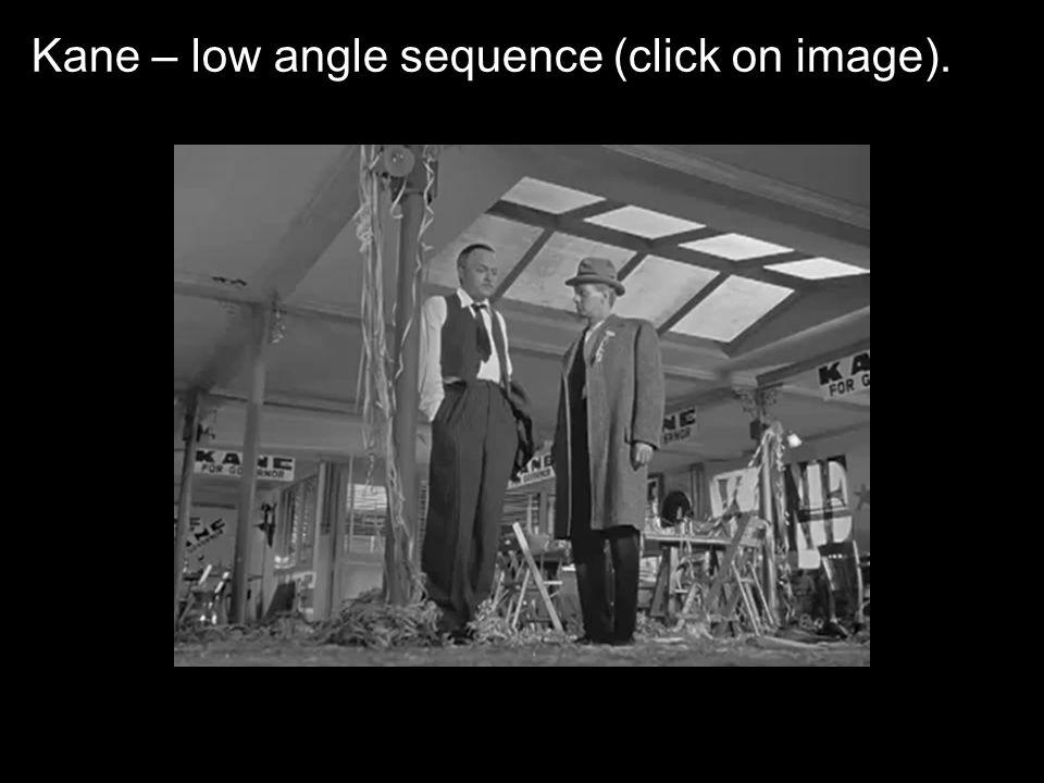 Kane – low angle sequence (click on image).