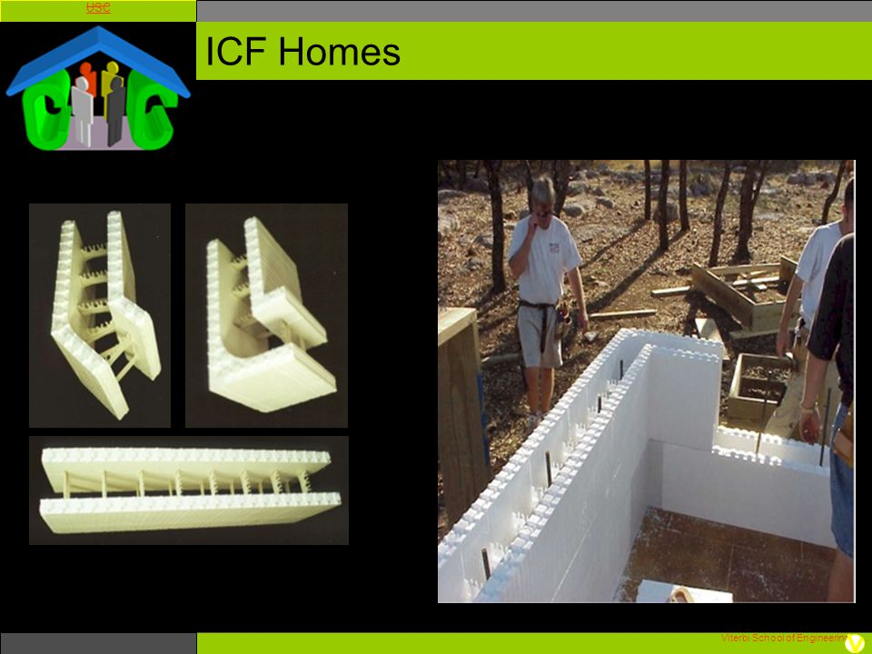 Viterbi School of Engineering. USC ICF Homes