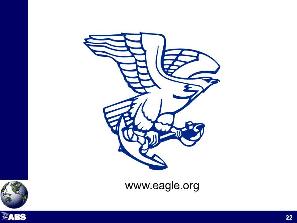 22 www.eagle.org