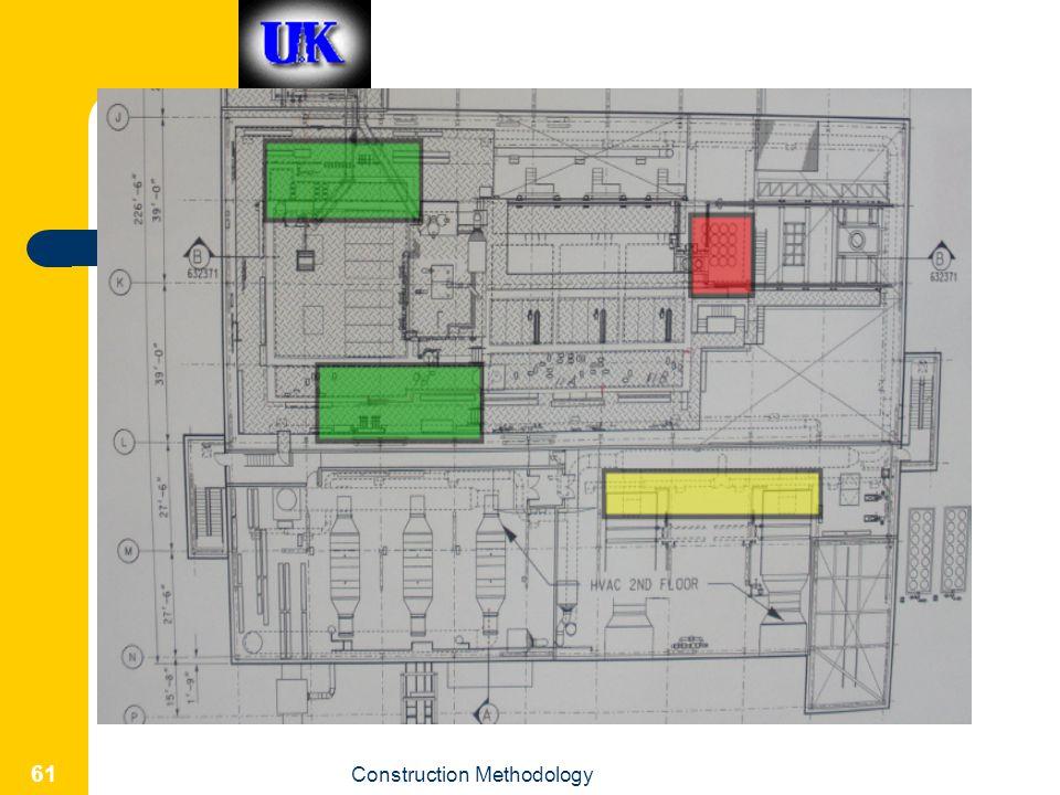 Construction Methodology 61