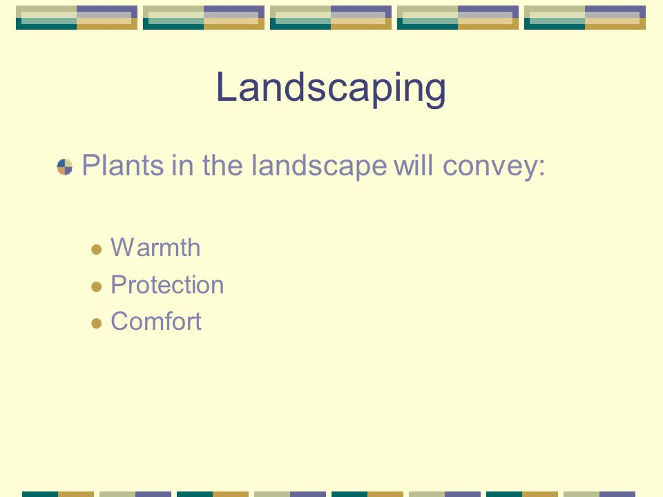 Landscaping What does Aesthetic Valve means The beauty of the landscape