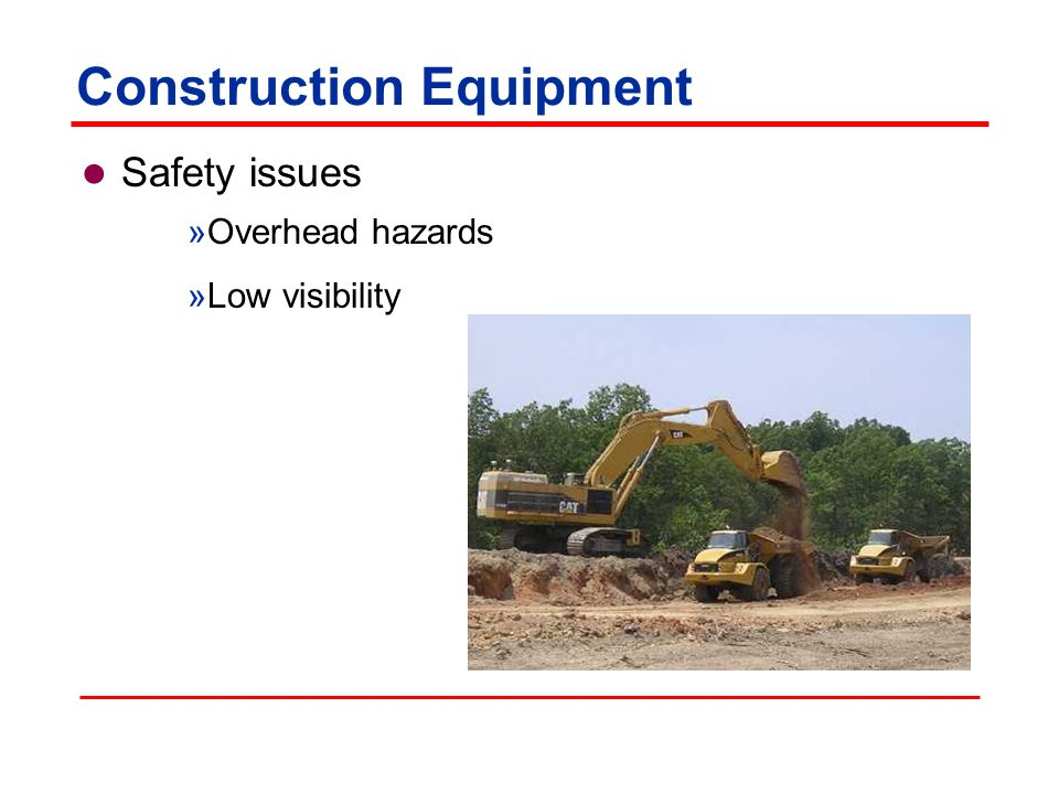 Trenching and Excavation Safe work practices: Inspections conducted after any event that increases the risk of a hazardous condition (trench collapse) Adequately slope or bench sides, or use an appropriate protective system Enforce employee safe work procedures
