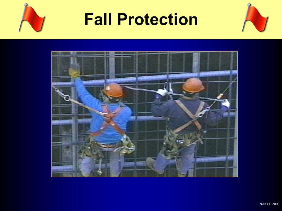 NJ ISPE 2009 Fall Protection