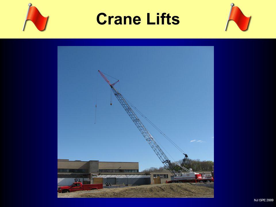 NJ ISPE 2009 Crane Lifts