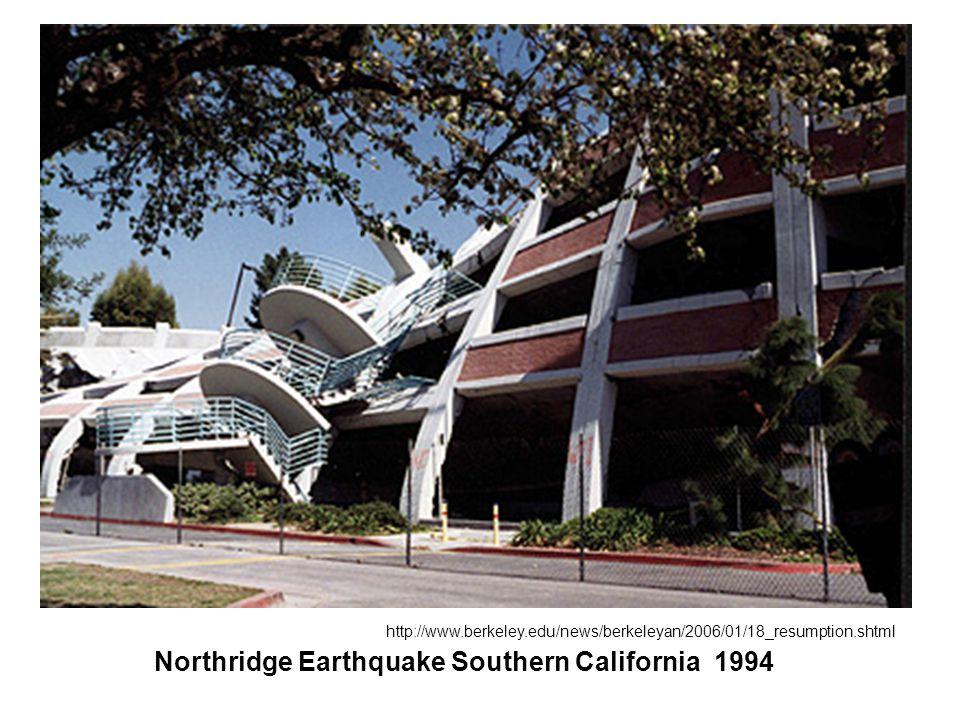 http://www.berkeley.edu/news/berkeleyan/2006/01/18_resumption.shtml Northridge Earthquake Southern California 1994