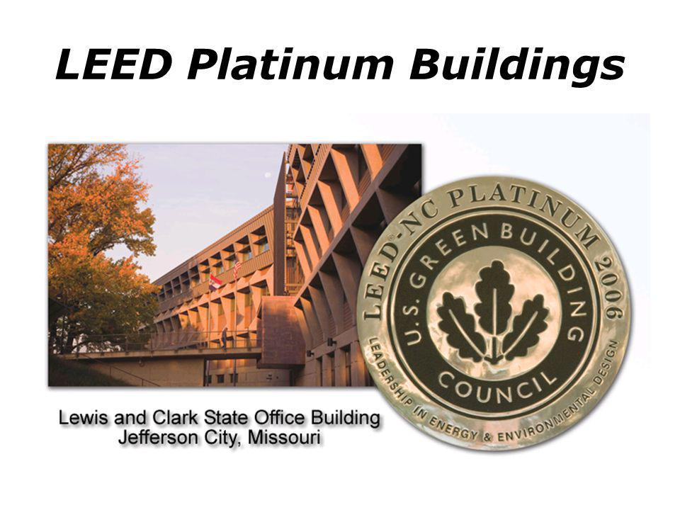 LEED Platinum Buildings