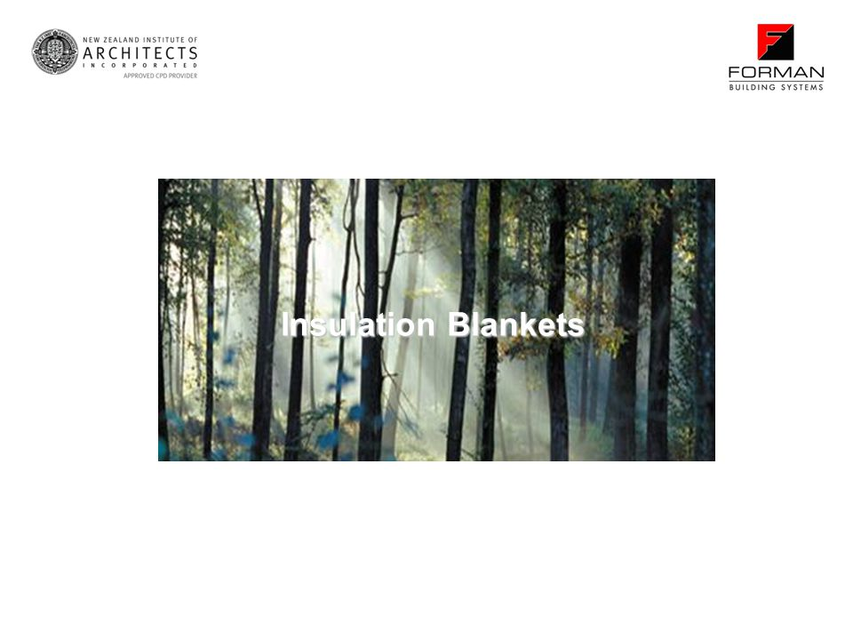 Insulation Blankets