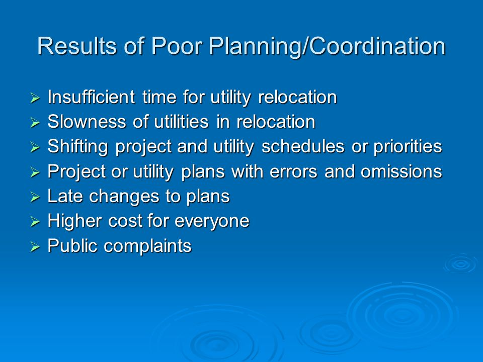 Utility Construction Management Bridges