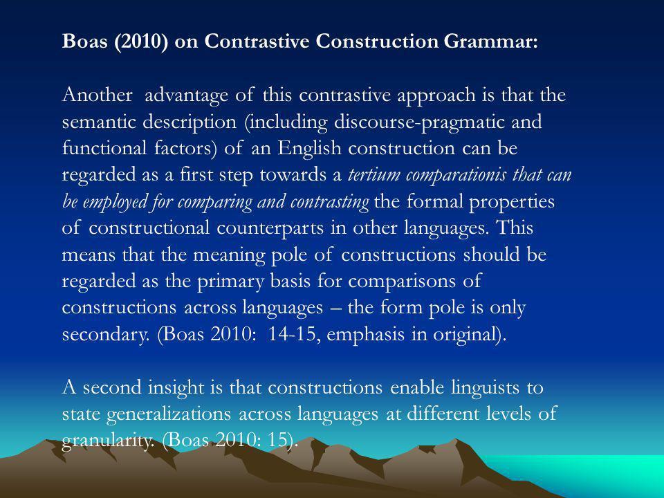 5.Some closing remarks: A similarity in pragmatic function, viz.