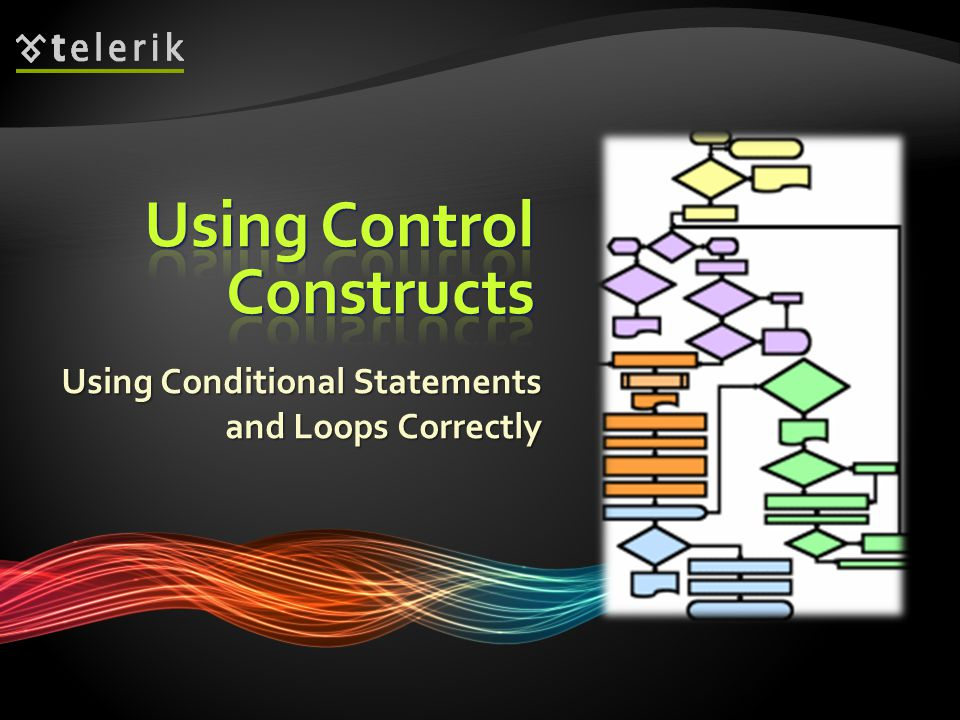 Using Conditional Statements and Loops Correctly