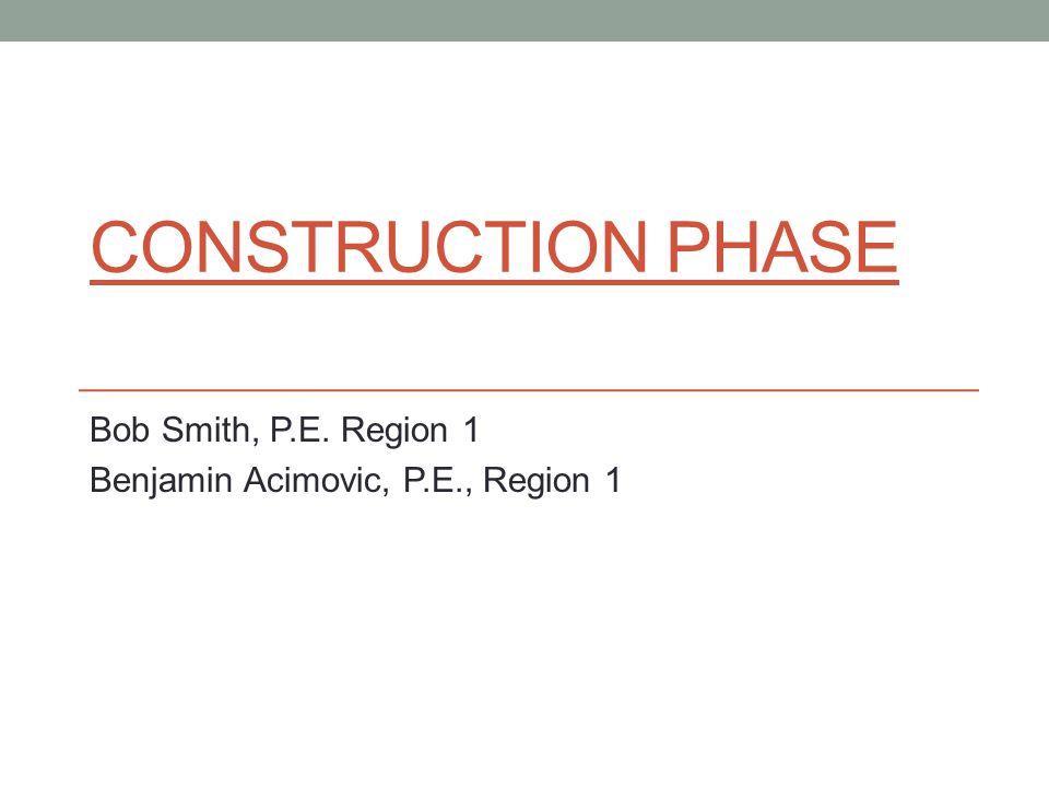 CM/GC Construction Phase Questions?