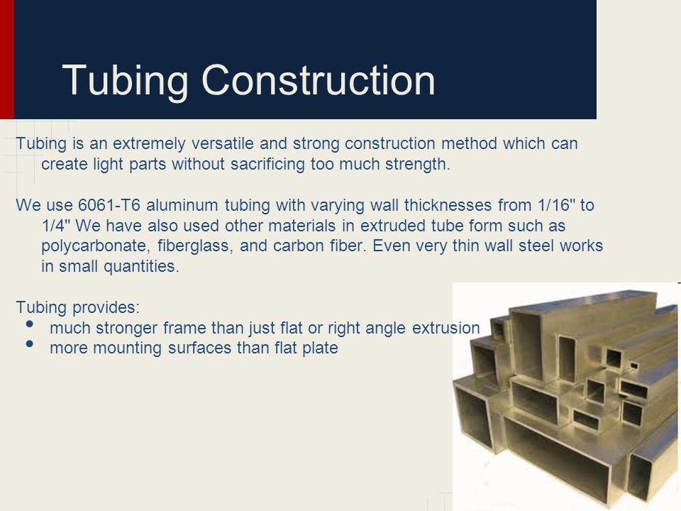 HDPE - High Density Polyethylene Tensile Strength: Poor Impact Strength: Good Slippery