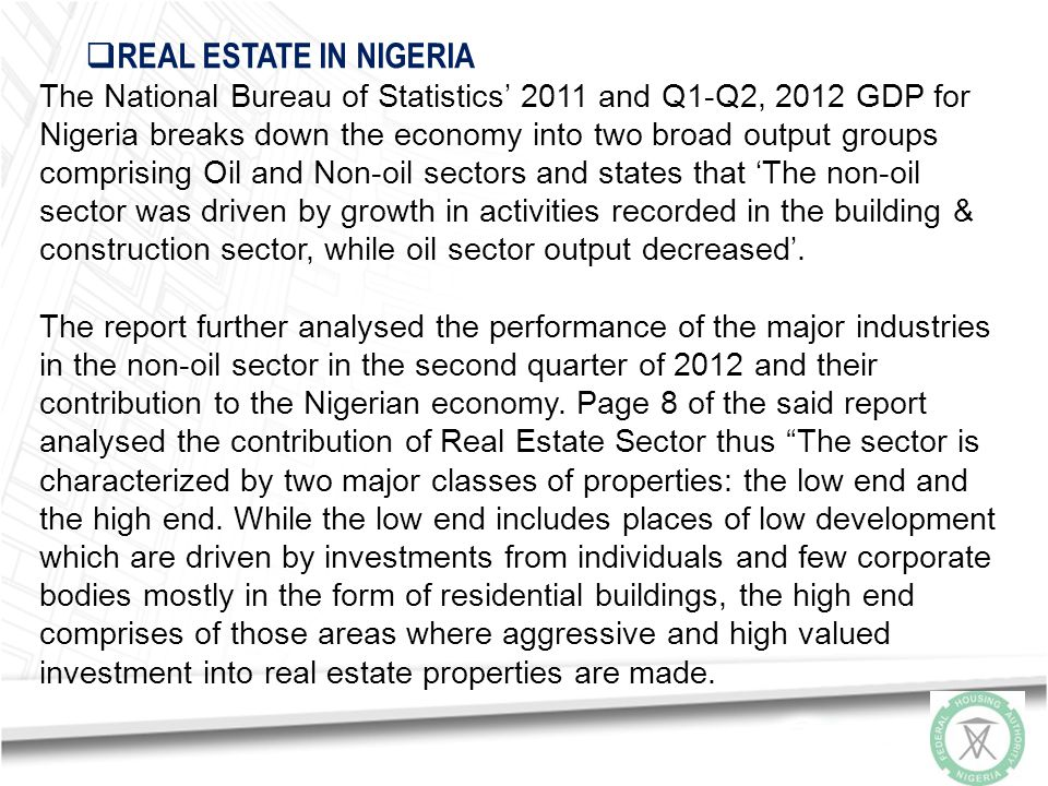 A countrys level of investment in housing contributes significantly to its growth.
