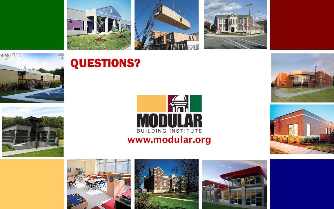 www.modular.org QUESTIONS