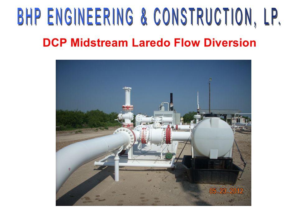 DCP Midstream Laredo Flow Diversion
