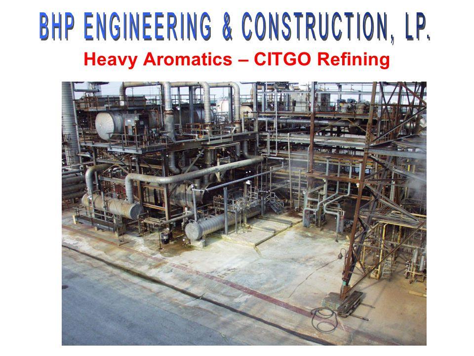 Heavy Aromatics – CITGO Refining