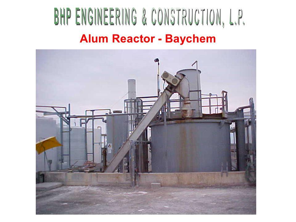 Alum Reactor - Baychem