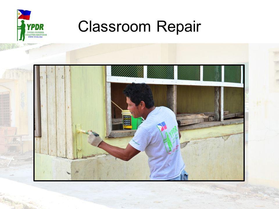 Classroom Repair