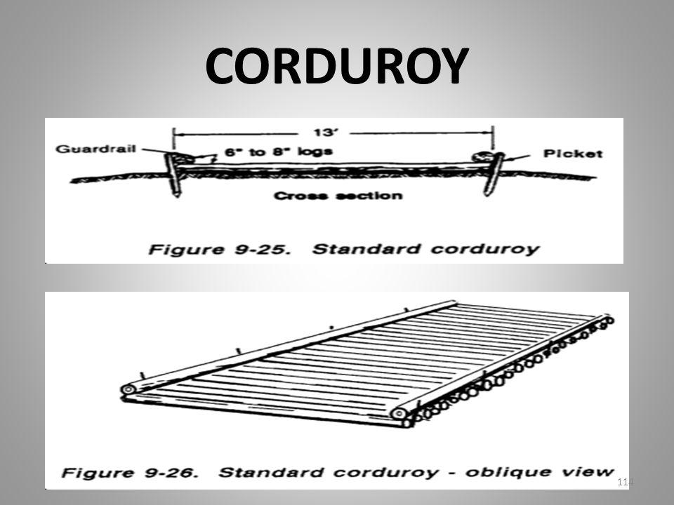 CORDUROY 114