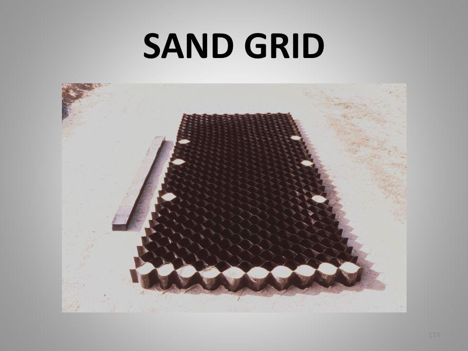 SAND GRID 119