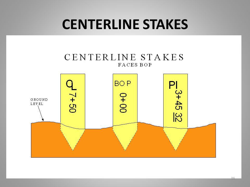 CENTERLINE STAKES 35