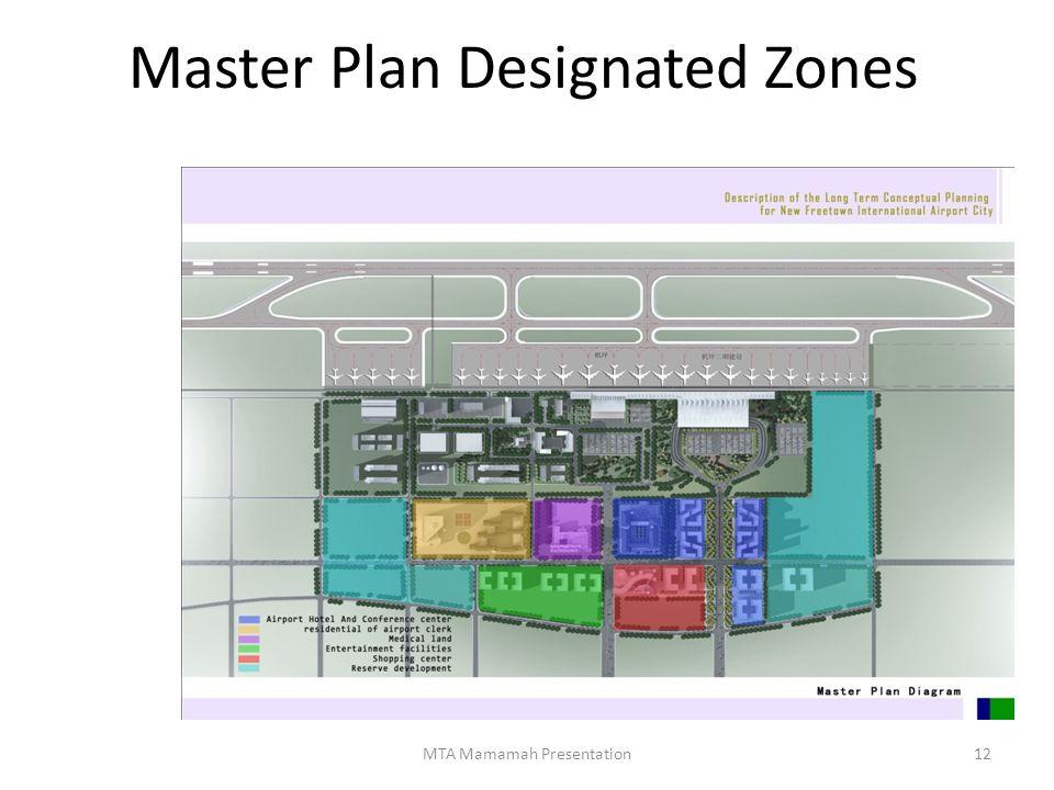 Master Plan Designated Zones 12MTA Mamamah Presentation