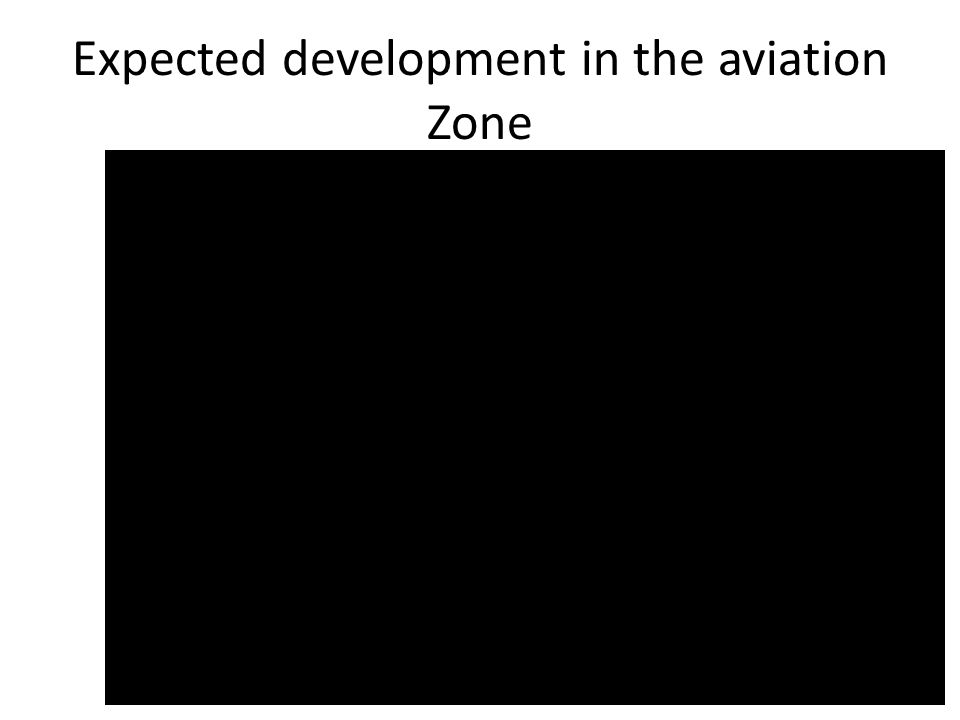 Expected development in the aviation Zone MTA Mamamah Presentation15