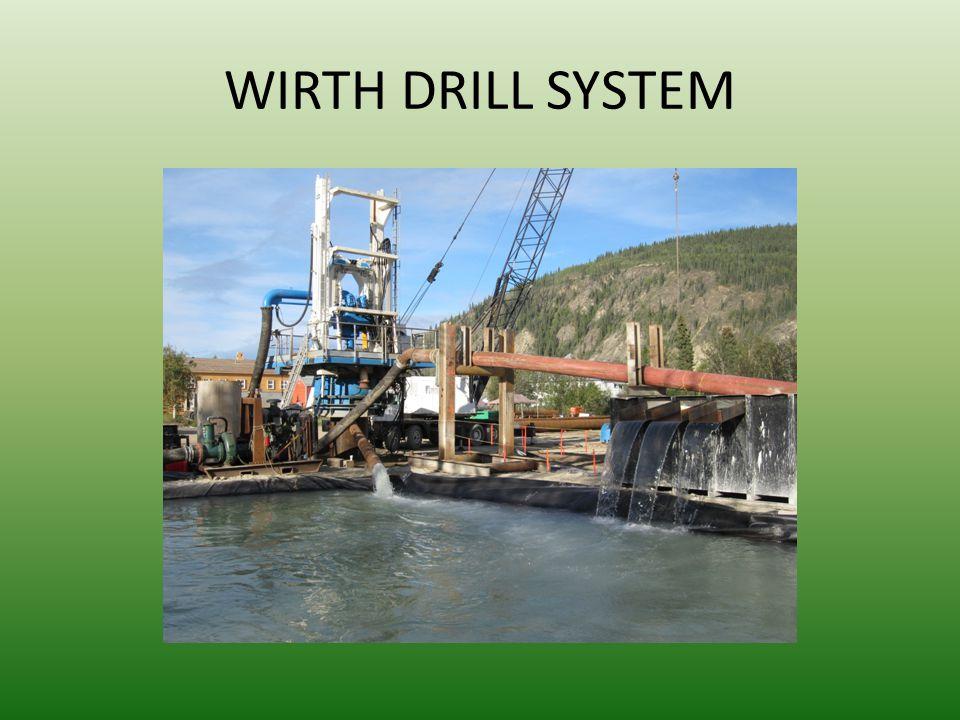WIRTH DRILL SYSTEM