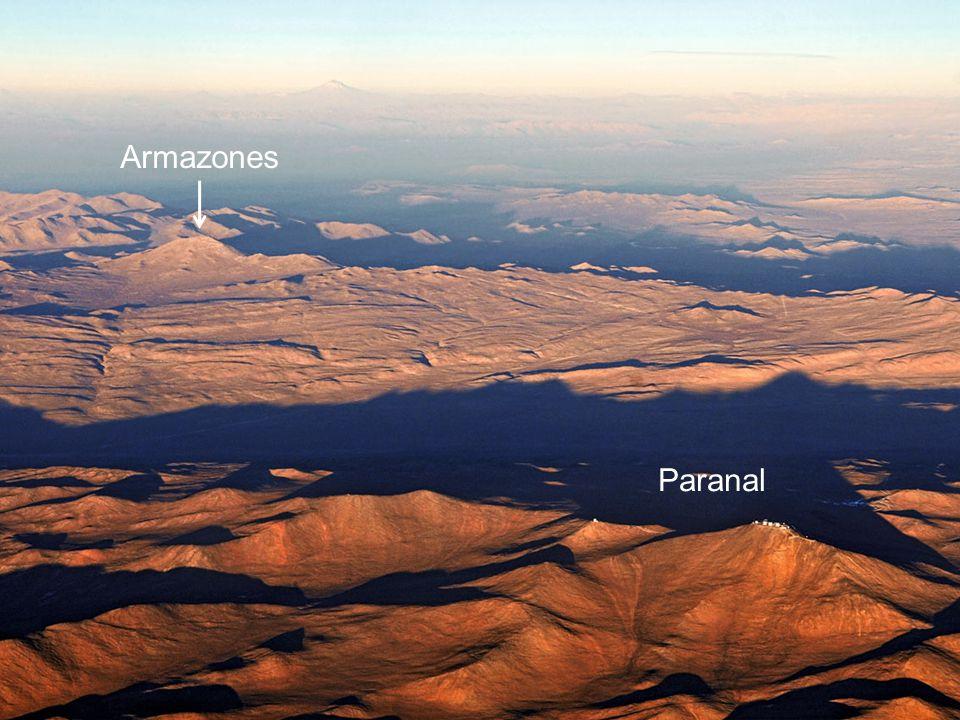 Armazones Paranal