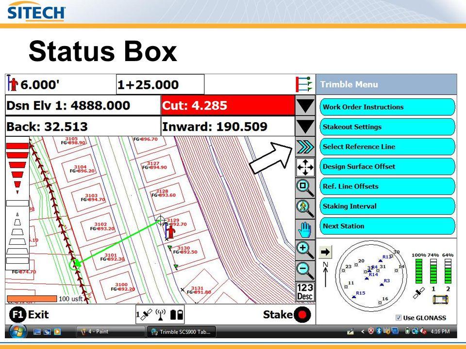 Status Box