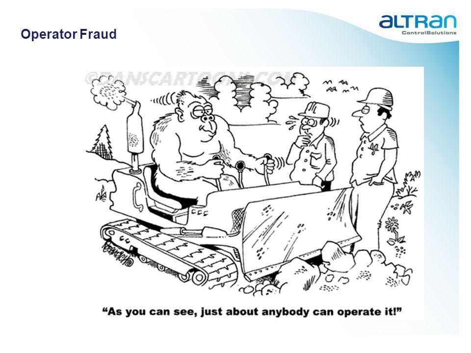 Operator Fraud