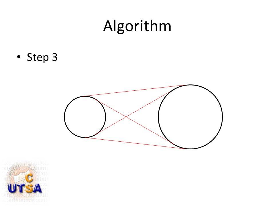 Algorithm Step 5