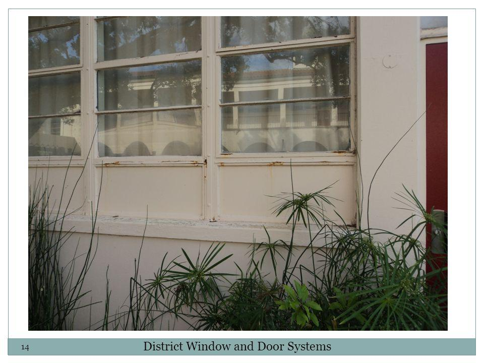 District Window and Door Systems 14