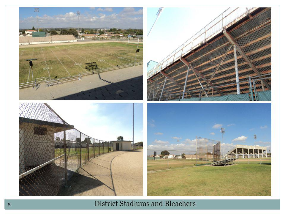 District Stadiums and Bleachers 8