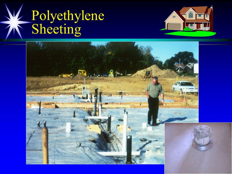 14 Polyethylene Sheeting