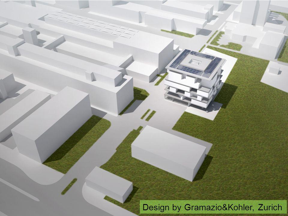 Design by Gramazio&Kohler, Zurich