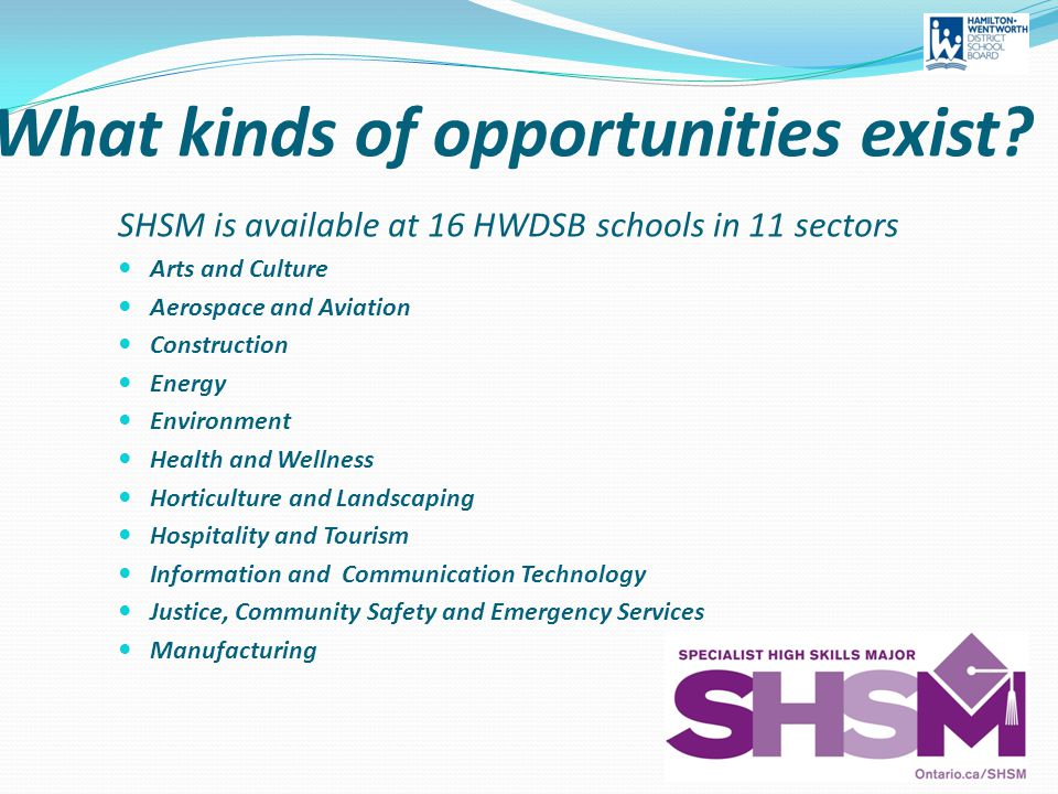 What kinds of opportunities exist.What are the future career paths for arts and culture majors.