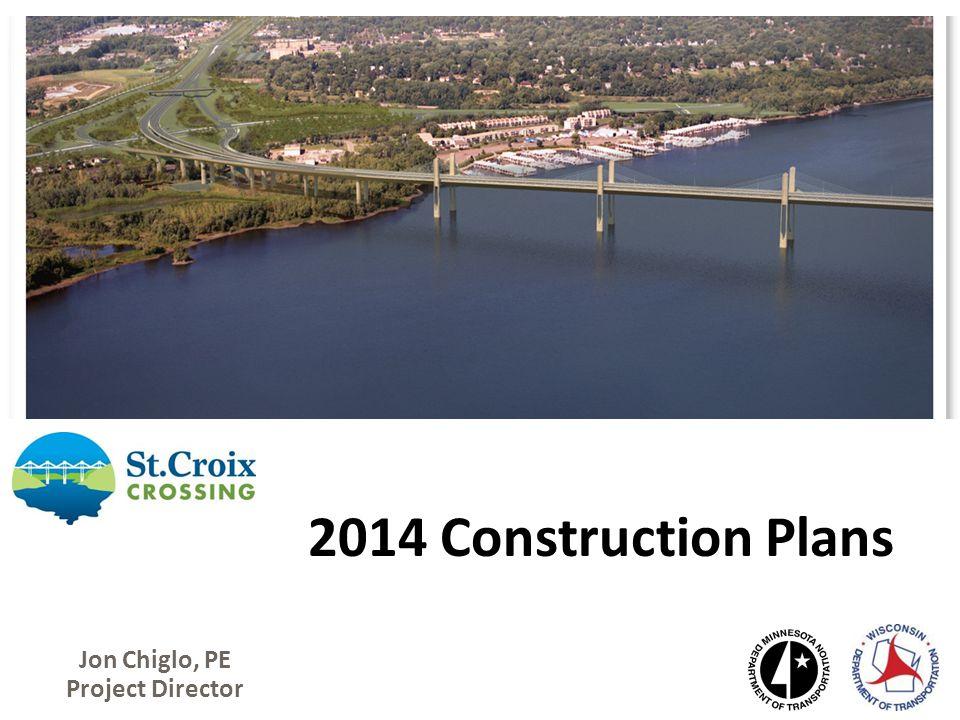 Tentative 2014 Construction Timeline