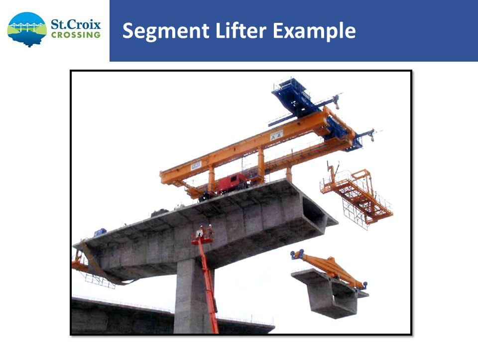 Segment Lifter Example