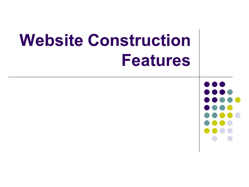 Frames Websites can be created with or without the use of frames.