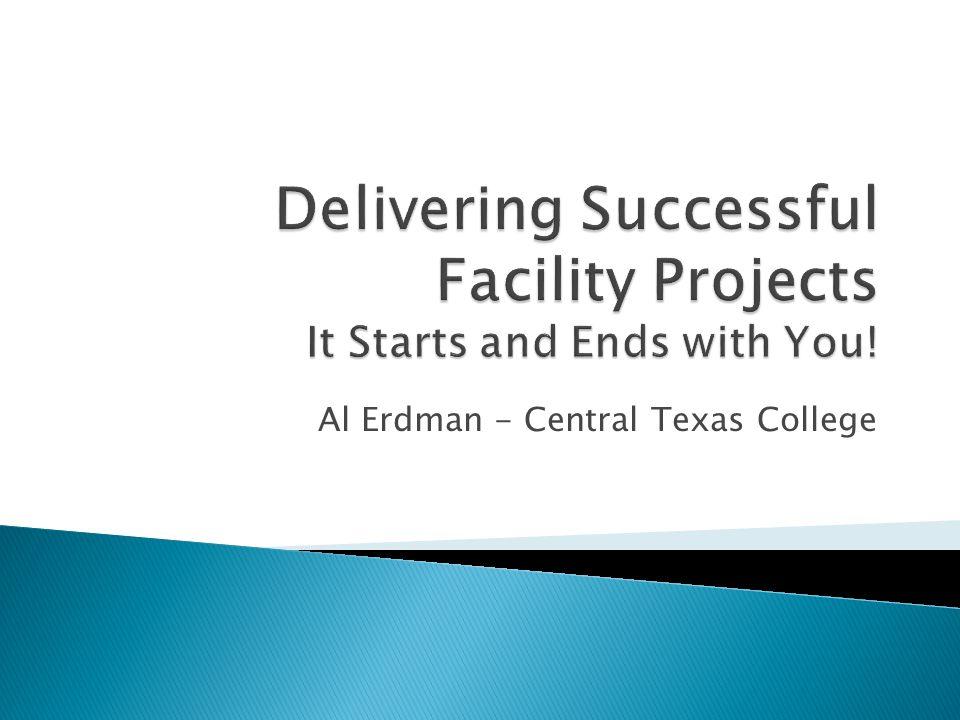 Al Erdman - Central Texas College