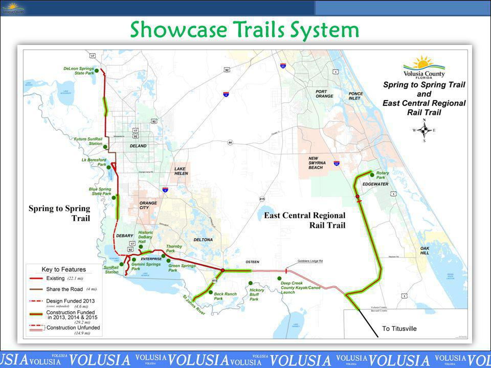 Showcase Trails System
