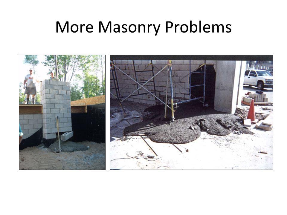 24 More Masonry Problems