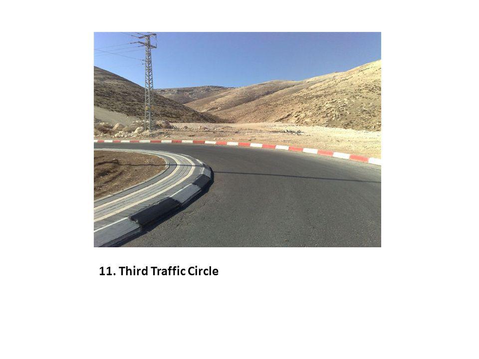 11. Third Traffic Circle