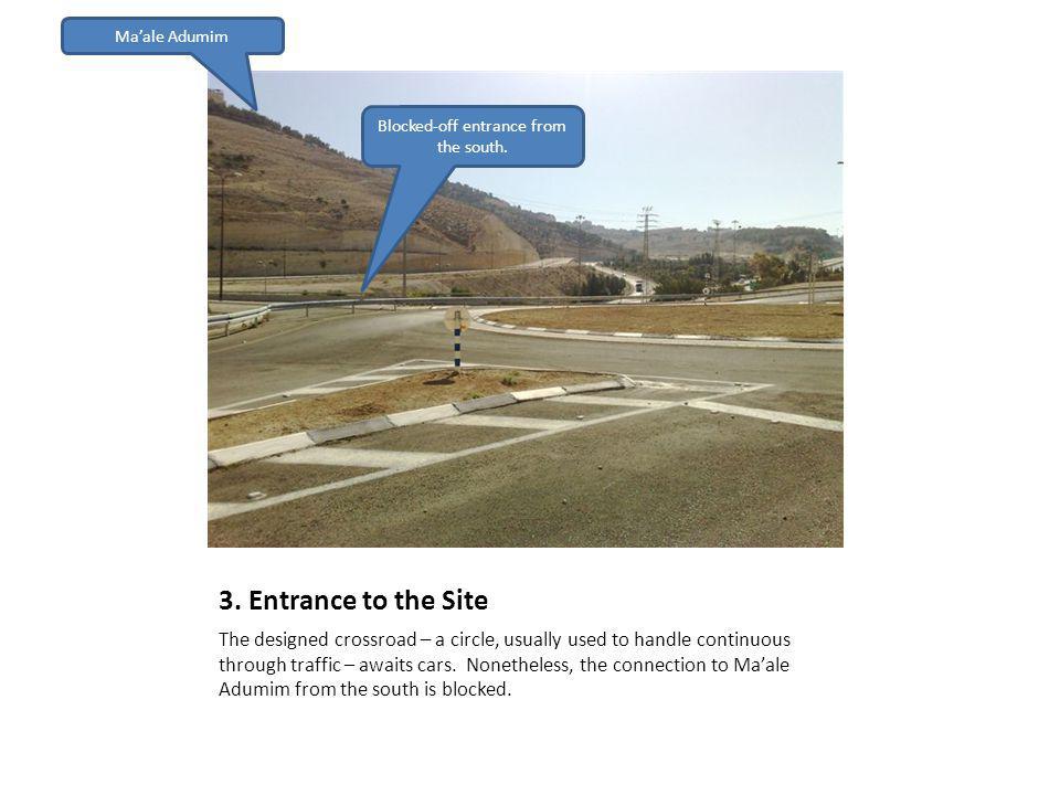 4.Massive Infrastructure to Nowhere A massive interchange overlooks Road 1.
