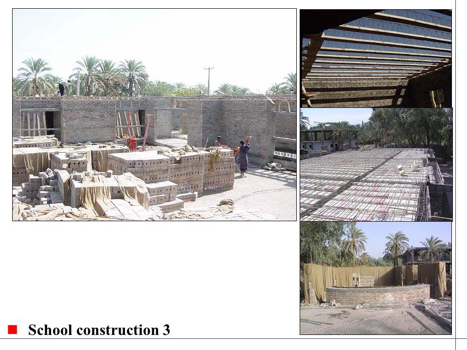 School construction 3