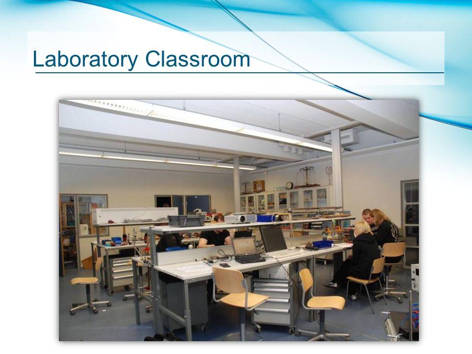 Laboratory Classroom