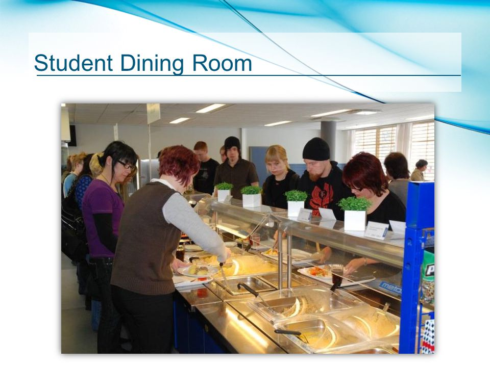 Student Dining Room
