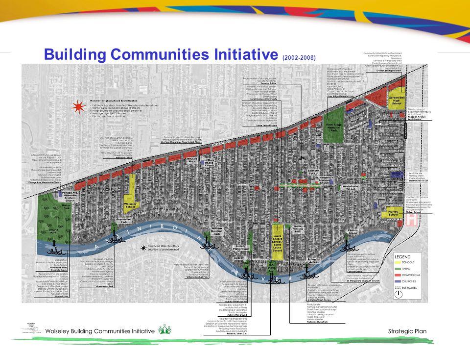 3 Building Communities Initiative (2002-2008)